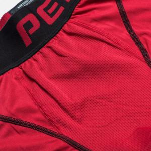 Компрессионные штаны Peresvit Air Motion Compression Leggins (501001-134) Black Red р. L